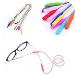 Szemüveg szilikon szíj nyak kábel napszemüveg szemüveg sztring nyakpánt tartó 1db