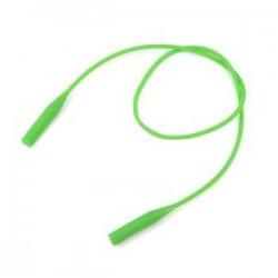 Zöld. Szemüveg szilikon szíj nyak kábel napszemüveg szemüveg sztring nyakpánt tartó 1db