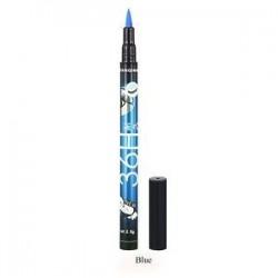 Kék. Szépség smink szemceruza vízálló folyékony szemlencse ceruza toll háztartási eszköz HOT