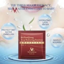 10 db. MeiYanQiong 1/5 / 10PCS Mély hidratáló krém bőrápoló hidratáló szépségápoló