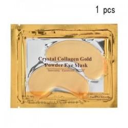 1 DB. 1/5/10 párok hidratáló bőrápoló gél kollagén EYE hidratáló arcmaszk