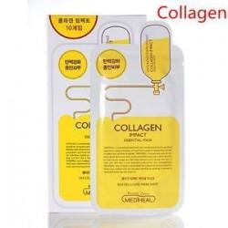 A kollagén. Koreai arcmaszk lap mély nedves arcmaszk csomag essence bőrápoló smink