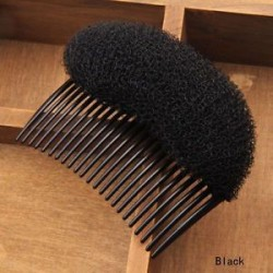 Divat női haj Clip Stick Bun Maker Braid eszköz haj Styling kiegészítők Új