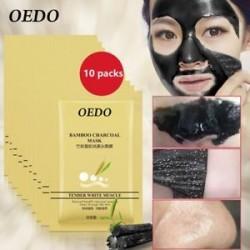 10x OEDO fekete maszk Peel Off tisztító arctisztító feketefej eltávolítása Új