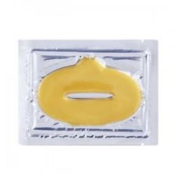 1 db. GOLD CRYSTAL COLLAGEN PATCH ANTI AGING öregedéses hidratáló lips MASK BEAUTY
