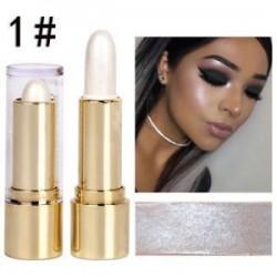 1 *. Kiemelés és kontúr pálca smink csillogó rejtegető szépség arcporkrém HOT
