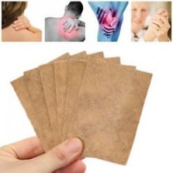 1 / 10Pcs Ginger Paste Patch Pad Detox test lábápolásápoló eszköz ellátás