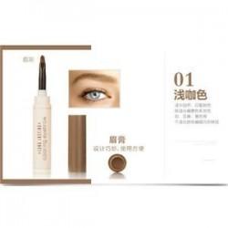01 * Könnyű kávé. Vízálló szemhéjfesték krém ceruza hosszú élettartamú szemöldök beállítása szépség smink