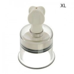 XL 6,2 cm. Vákuumcsavaros forgó csészékkészlet szett Nippel nagyítás NO szivattyú szívó nagyítása Új