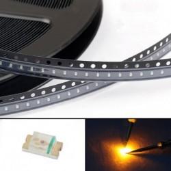 500db 0603 sárga fény SMD SMD LED dióda kibocsátó Bright
