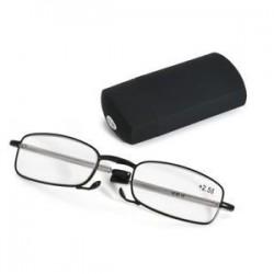 Hordozható divat összecsukható olvasószemüvegek Forgás szemüveg  1.5  2.0  2.5 Új
