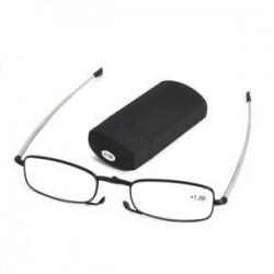 1,50. Divat hordozható férfiak összecsukható olvasószemüvegei Forgás szemüveg  1,5  2,0  2,5