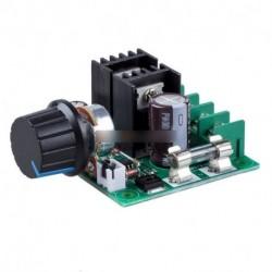 DC Motor PWM fordulatszám szabályzó modul 12-40V 10 A