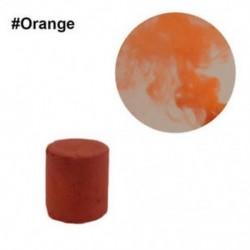 narancs - Színes füst torta bomba kerek hatás megjelenítése mágikus fotózás színpadi támogatás játék eszköz