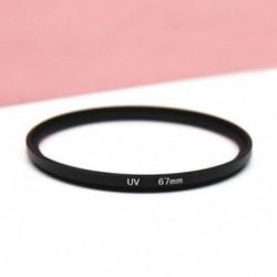 67mm - 52-82mm UV ultraibolya szűrő lencsevédő kamera Canon DSLR / SLR / DC / DV JP