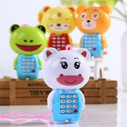 Új rajzfilm zene telefon baba játékok oktatási tanulás játék telefon gyerekek baba