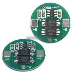 5/1/10db kettős MOS akkumulátor panel a 18650 lítium akkumulátor MOS
