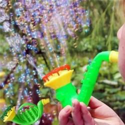 Vízfújó játékok Szappanbuborékfúvó kültéri gyerekek Gyermekjátékok Esküvői dekoráció