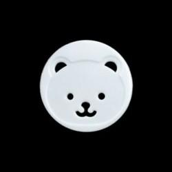 fehér - fehér 10Pcs tápkábel fedelének fedele Baby Child Protector Guard hálózati pont Plug Bear JP