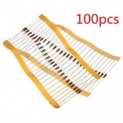 100Pcs / Set 1 / 4W 0,25W 5% 1 K OHM Szénfilm ellenállás 1. osztályú postai eszköz 100Pcs / Set 1 / 4W 0.25W 5% 1 K OHM