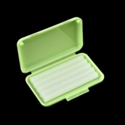 Zöld (alma íz) 1 doboz fogászati ortodontika Ortho viasz a zárójel gumi irritációhoz Gyümölcs illat