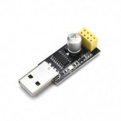 1 x ESP01 programozó adapter UART GPIO0 ESP-01 Adaptateur ESP8266 USB ÚJ 1 x ESP01 programozó adapter UART GPIO0 ESP-01