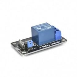 1 CH optocsatolóval (fekete) 1x 5V 1/2/4/8 csatorna relé kártya modul Optikai csatlakozó LED az Arduino PiC ARM AVR