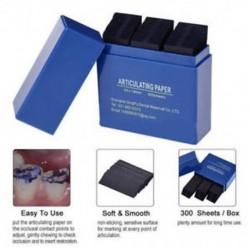 300 lap Fogászati csíkok A ködös laboratóriumi fogápolási termékek 300 lap Fogászati csíkok A fogászati