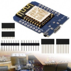 NodeMCU Lua ESP-12 ESP8266 WeMos D1 Mini WIFI 4M Bytes Fejlesztési Tanács modul NodeMCU Lua ESP-12 ESP8266 WeMos D1 Mini WIFI