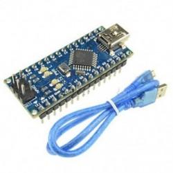Nano V3.0 mini USB ATmega328 16M 5V mikrovezérlő kártya CH340G Arduino kábel Nano V3.0 mini USB ATmega328 16M 5V