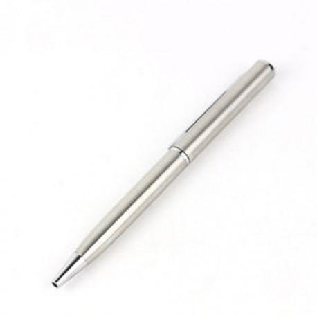 Rozsdamentes acél golyóstoll Office tanuló golyóstoll írás toll írószer