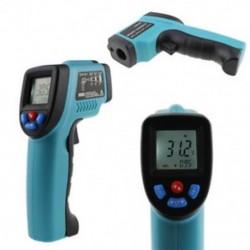 GM550 Digitális LCD rendelés Nem érintkező lézer infravörös infravörös hőmérő eszköz GM550 Digitális LCD