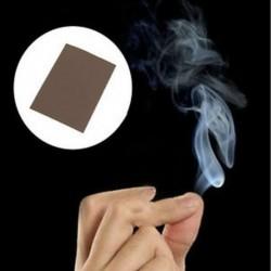 Imádnivaló ujj füst mágikus trükk mágikus illúzió színpad bezár fel állni props