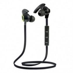* 5 Sárga Univerzális vezeték nélküli Bluetooth fülhallgató Sport sztereó fülhallgató fejhallgató Kézzel szabad JP