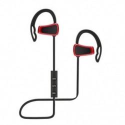 * 6 Fekete Univerzális vezeték nélküli Bluetooth fülhallgató Sport sztereó fülhallgató fejhallgató Kézzel szabad JP
