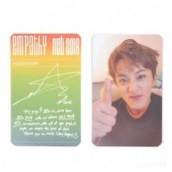 * 1 MARK KPOP NCT 2018 Hivatalos fotókártya fotókártya poszter Lomo kártyák tagjai Új