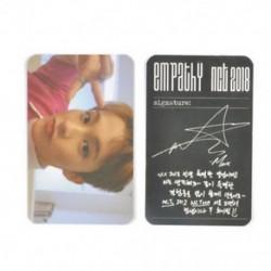 86 x 54mm-es Mark fotó autogrammal - LOMO kártya - KPOP - NCT - 2