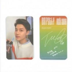 86 x 54mm-es Taeil fotó autogrammal - LOMO kártya - KPOP - NCT - 1