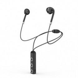 * 3 Fekete Bluetooth 4.2 sztereó fülhallgató fülhallgató vezeték nélküli fülhallgató mágneses fejhallgató