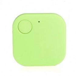 Zöld Mini Car GPS Tracker Gyerekek Pénztárca Kulcsok Riasztókereső Realtime Tracking Finder