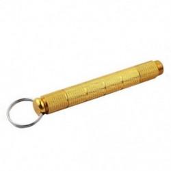 Arany Praktikus összecsukható kés hordozható kulcstartó taktikai kés tea kés levélnyitó