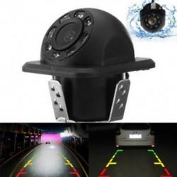 Vízálló 170 ° -os CMOS autó hátsó nézet biztonsági mentés kamera fordított 8 LED éjszakai látás