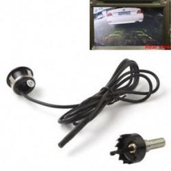 Vízálló 360 ° -os HD CCD autó hátsó nézet Reverse Night Vision Backup Parkoló kamera
