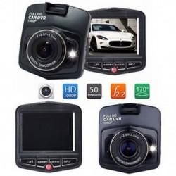 HD 1080P éjszakai látás autó DVR kamera műszerfal videó felvevő Dash Cam G-érzékelő
