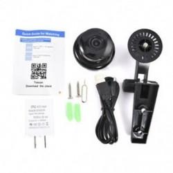 US Plug 1080P mini vezeték nélküli WIFI IP kamera HD intelligens otthoni biztonsági kamera éjszakai látás