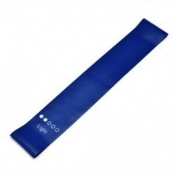 Kék Jóga tornaterem Fitness ellenállás rugalmas edzés gumiszalag nyújtási gyakorlat JP