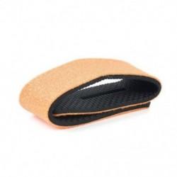 narancs Új elasztikus horgászbot nyakkendő pánt öv csatolás szalag pólus tartó tartozékok