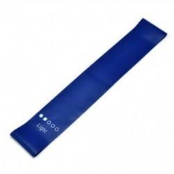Kék Ellenállás rugalmas gumiszalagok Gyakorlati jóga zenekarok Fitness jóga edzőterem edzés JP