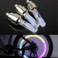 7 színes éjszakai fény kerékpár dekoráció LED fény kerékpár tartozékok gumiabroncs lámpa