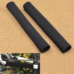 1 X kültéri MTB kerékpár kerékpáros kerékpártartó lánc védőburkolat védőburkolat